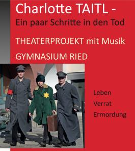 Plakat: Charlotte Taitel Projekt
